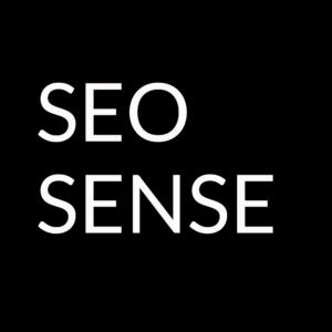SEOsense logo - få din side øverst på Google